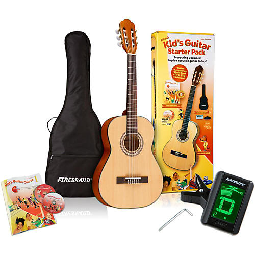 Alfred Kid S Guitar Course Complete Starter Guitar Center