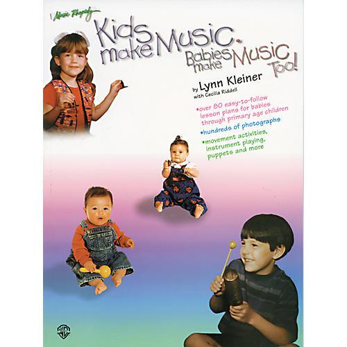 Warner Bros Kids Make Music, Babies Make Music Too!