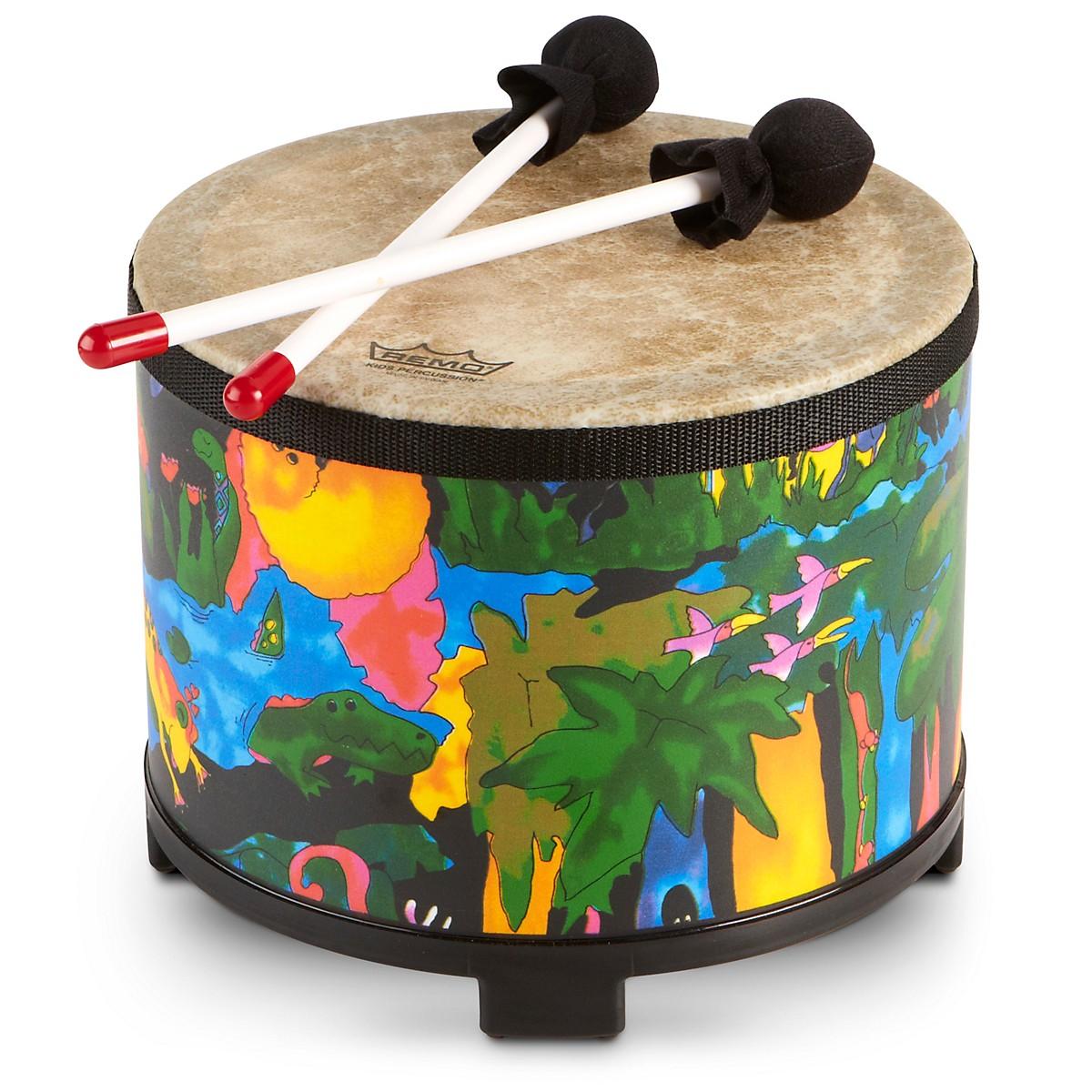 Remo Kid's Percussion Rain Forest Floor Tom