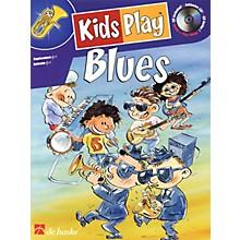 De Haske Music Kids Play Blues (Euphonium) De Haske Play-Along Book Series Written by Klaas de Jong