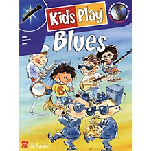 De Haske Music Kids Play Blues (Oboe) De Haske Play-Along Book Series Written by Klaas de Jong