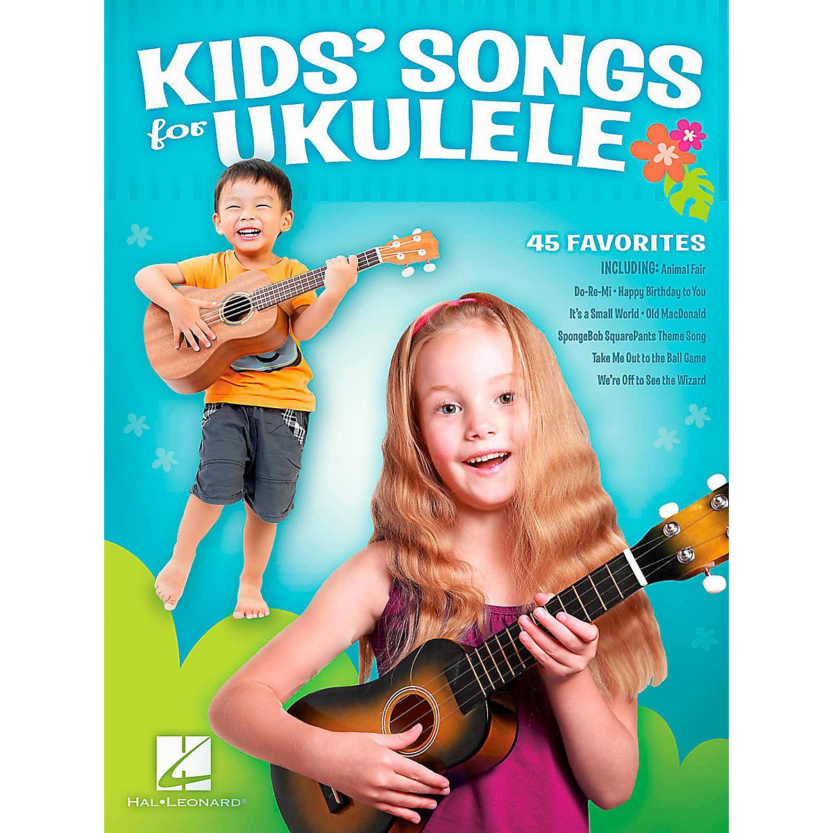 Hal Leonard Kids' Songs For Ukulele