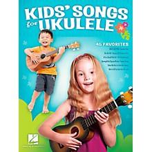 Hal Leonard Kids' Songs For Ukulele