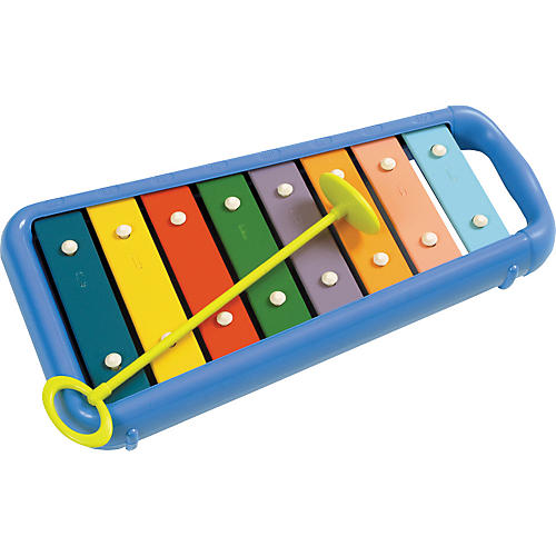 Hohner Kids Toddler Glockenspiel with Bag and Safety Mallet
