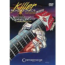 Centerstream Publishing Killer Pentatonics (DVD)