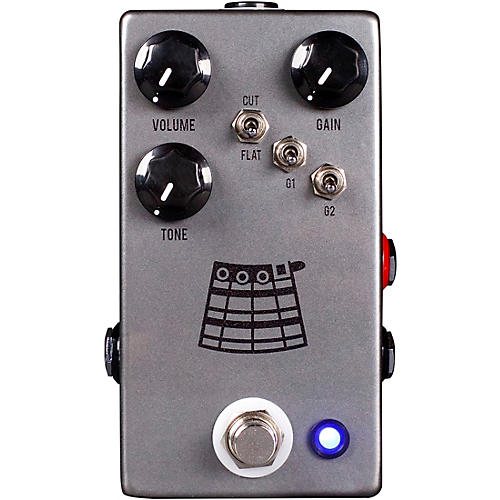 JHS Pedals Kilt V2 Overdrive Effects Pedal