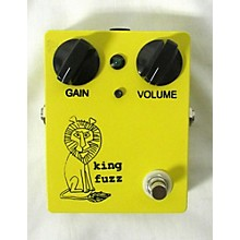 Bigfoot King Fuzz Effect Pedal