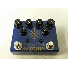 Analogman King Of Tone Effect Pedal
