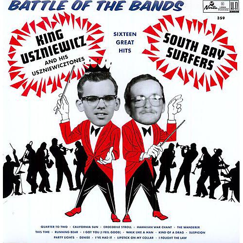 Alliance King Uszniewicz & His Uszniewicztones - Battle of the Bands