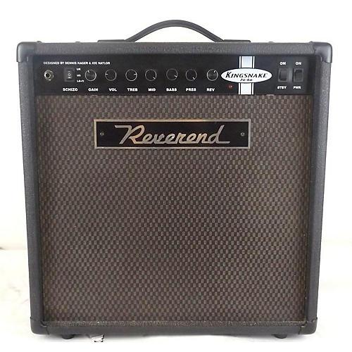 Reverend KingSnake Tube Guitar Combo Amp