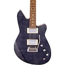 Kingbolt RA Dark Roast Pau Ferro Fingerboard Electric Guitar Black