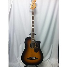 Fender Kingman 4-String Acoustic Bass Guitar