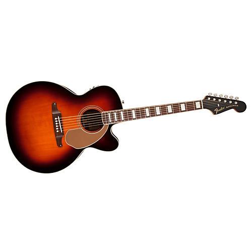 Fender Kingman Jumbo SCE Acoustic-Electric Guitar