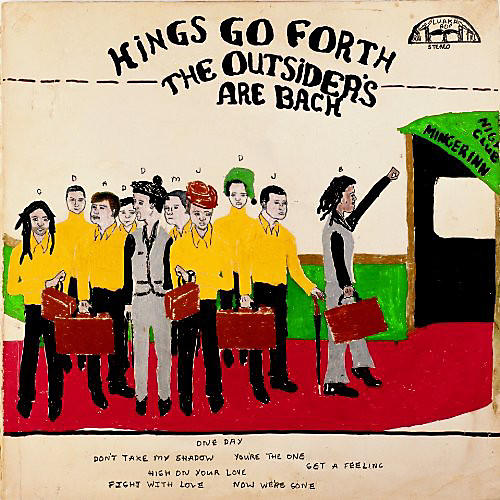 Alliance Kings Go Forth - The Outsiders Are Back