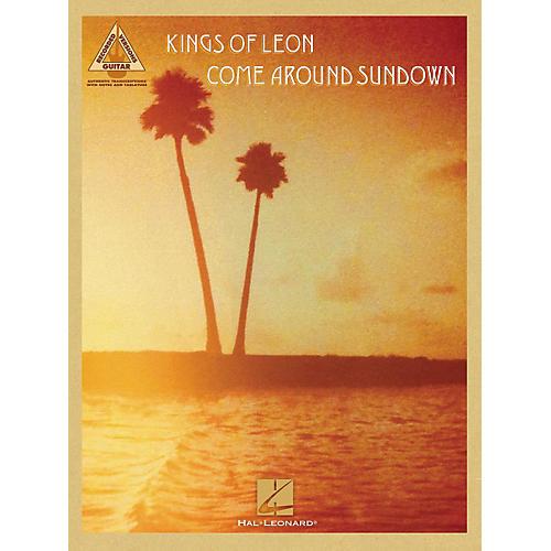 Hal Leonard Kings Of Leon - Come Around Sundown Guitar Tab Songbook