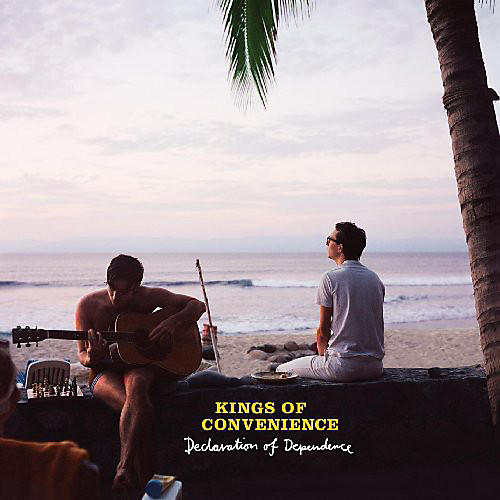 Alliance Kings of Convenience - Declaration of Dependence
