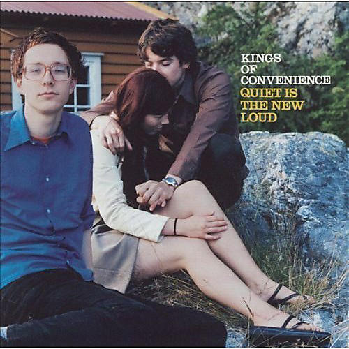 Alliance Kings of Convenience - Quiet Is the New Loud