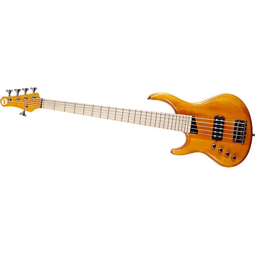 MTD Kingston Artist 5-String Left-Handed Bass