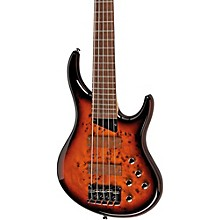 Kingston KZ 5-String Bass Tobacco Sunburst Rosewood