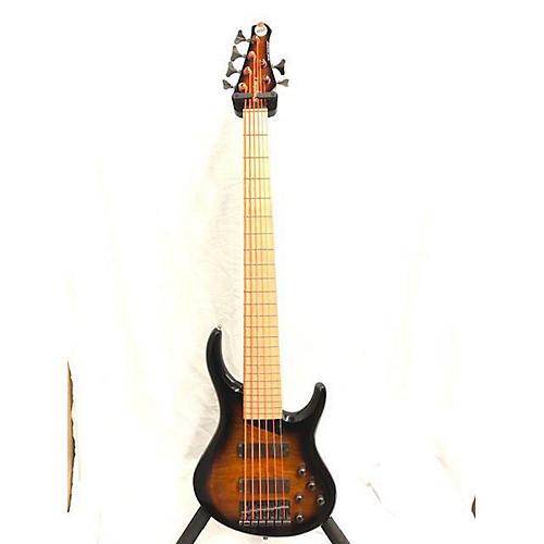 used mtd kingston kz 6 string electric bass guitar 3 tone sunburst guitar center. Black Bedroom Furniture Sets. Home Design Ideas