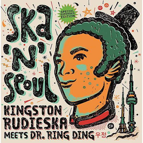 Alliance Kingston Rudieska & Dr Ring Ding - Ska N' Seoul