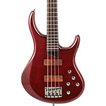 Kingston Z4 Rosewood Fingerboard Electric Bass Transparent Cherry