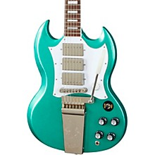 Kirk Douglas SG Electric Guitar Inverness Green