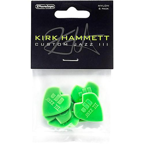 Dunlop Kirk Hammett Jazz Guitar Picks