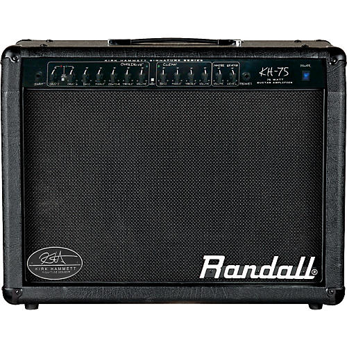 Randall Kirk Hammett KH75 75W 1x12 Guitar Combo Amp