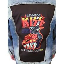 Dragonfly Clothing Kiss - 96' Gargoyle - Girls Denim Jacket