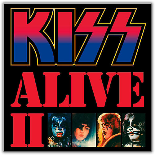 Universal Music Group Kiss - Alive II Vinyl LP