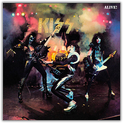 Universal Music Group Kiss - Alive! Vinyl LP