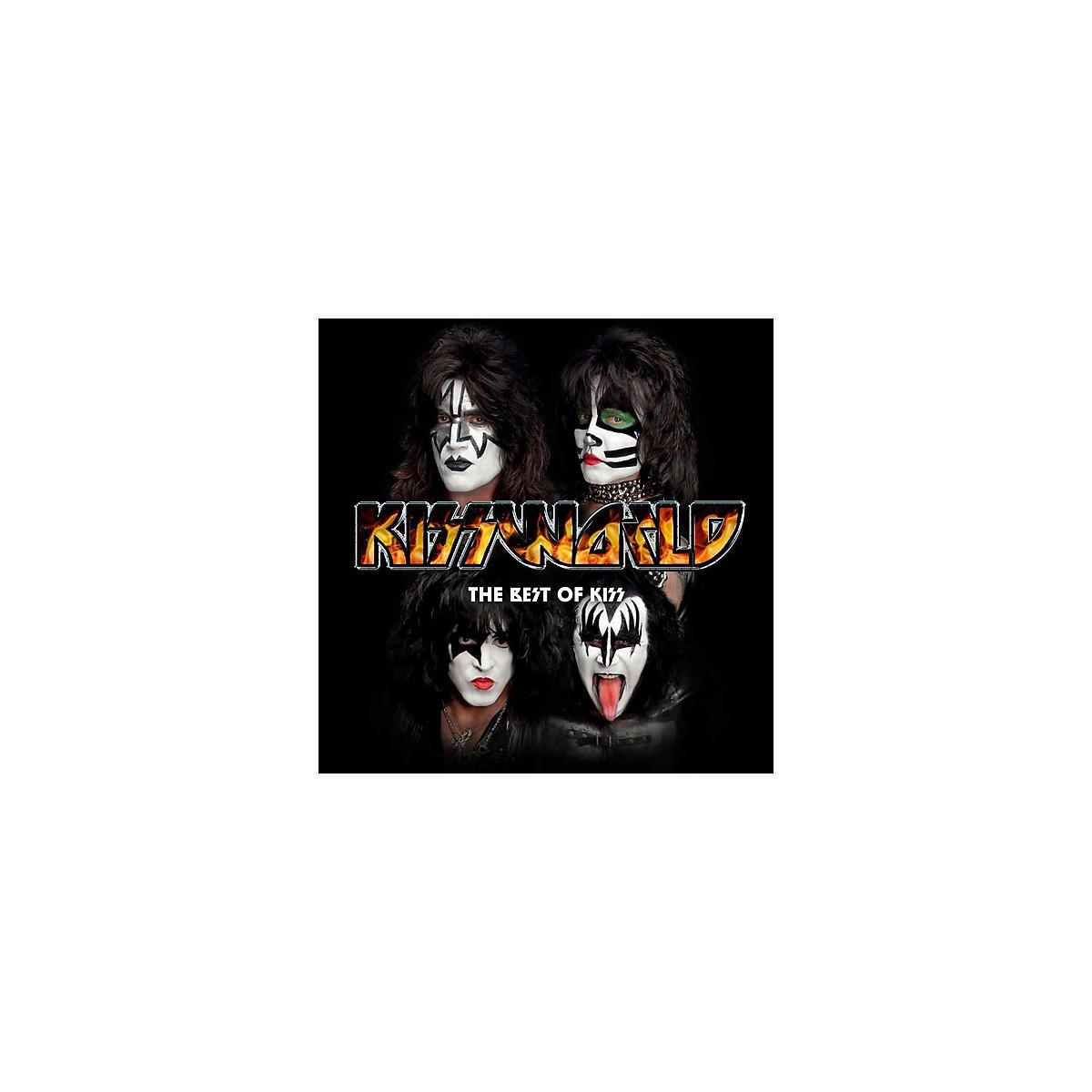 Alliance Kiss - Kissworld: The Best Of Kiss