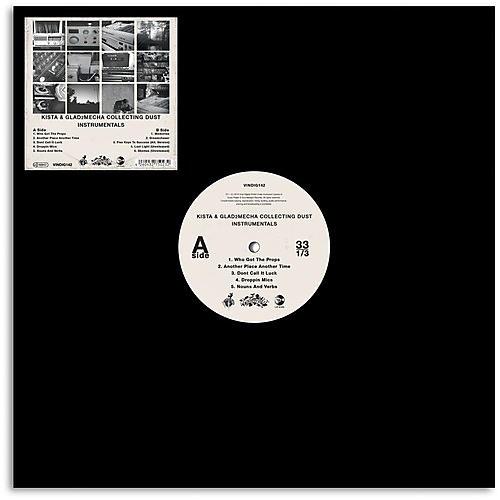 Alliance Kista & Glad2Mecha - Collecting Dust Instrumentals