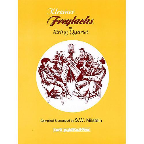 Tara Publications Klezmer Freylachs for String Quartet Tara Books Series Arranged by S.W. Milstein
