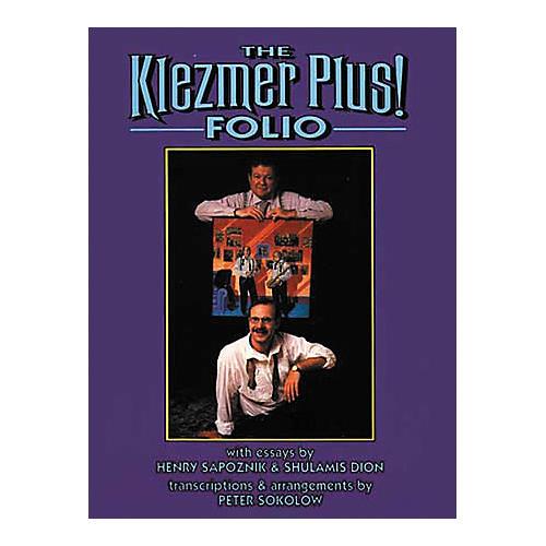 Tara Publications Klezmer Plus Folio Book