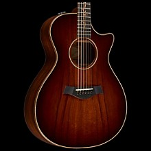 Taylor Koa Series K22ce Grand Concert Acoustic-Electric Guitar Shaded Edge Burst
