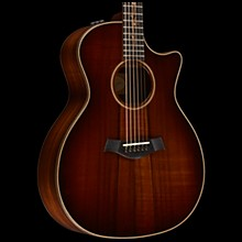 Taylor Koa Series K24ce Grand Auditorium Acoustic-Electric Guitar Shaded Edge Burst