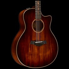 Taylor Koa Series K26ce Grand Symphony Acoustic-Electric Guitar Shaded Edge Burst
