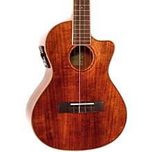 Kala Koa Tenor Cutaway Gloss Acoustic-Electric Ukulele