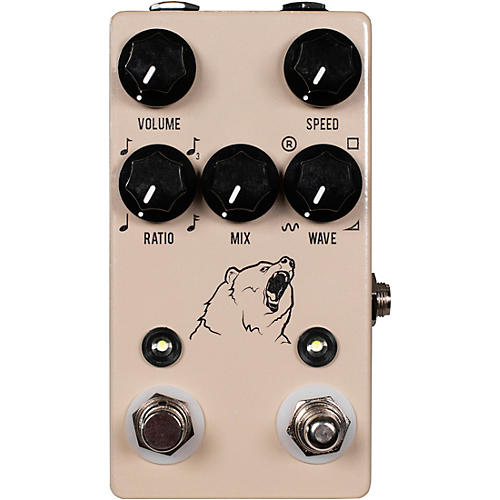 JHS Pedals Kodiak Tremolo Guitar Effects Pedal