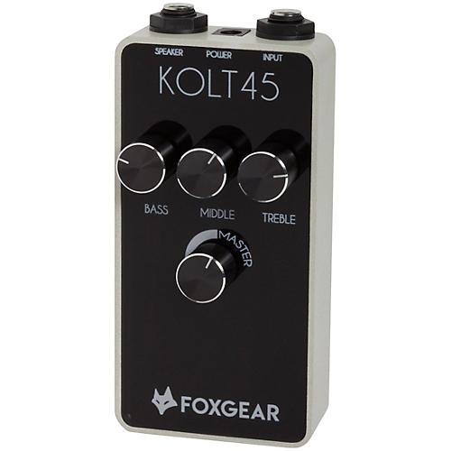 FoxGear Kolt 45 Guitar Amplifier Effects Pedal