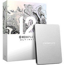 Native Instruments Komplete 12 Ultimate Collectors Edition Upgrade from Ultimate 8-12