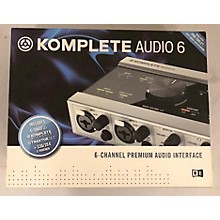 Native Instruments Komplete 6 Audio Interface