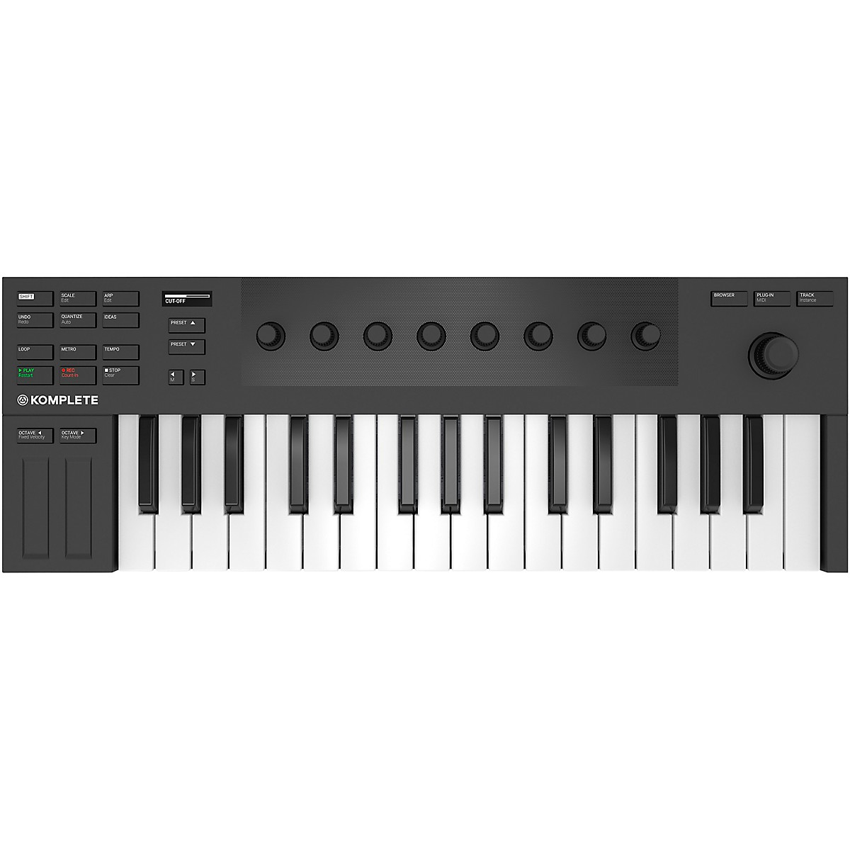 Native Instruments Komplete Kontrol M32 Compact Keyboard Controller