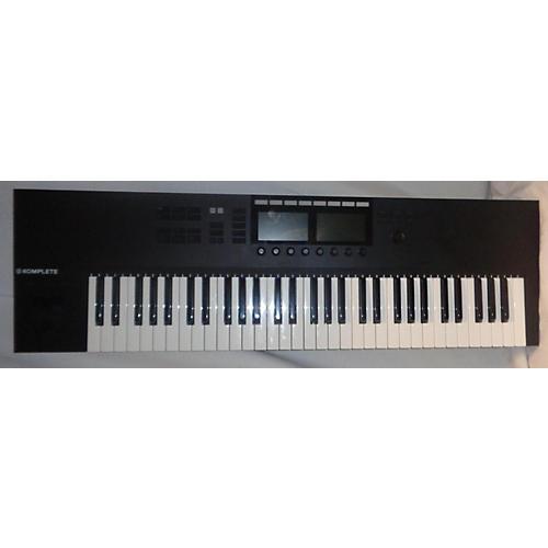 Native Instruments Komplete Kontrol S61 MKII MIDI Controller