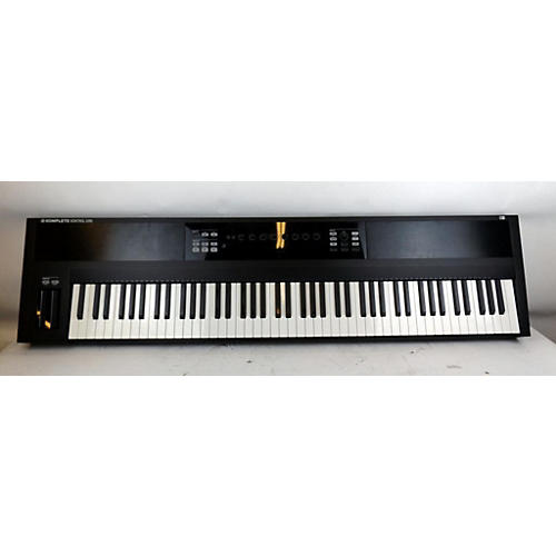 used native instruments komplete kontrol s88 midi controller guitar center. Black Bedroom Furniture Sets. Home Design Ideas
