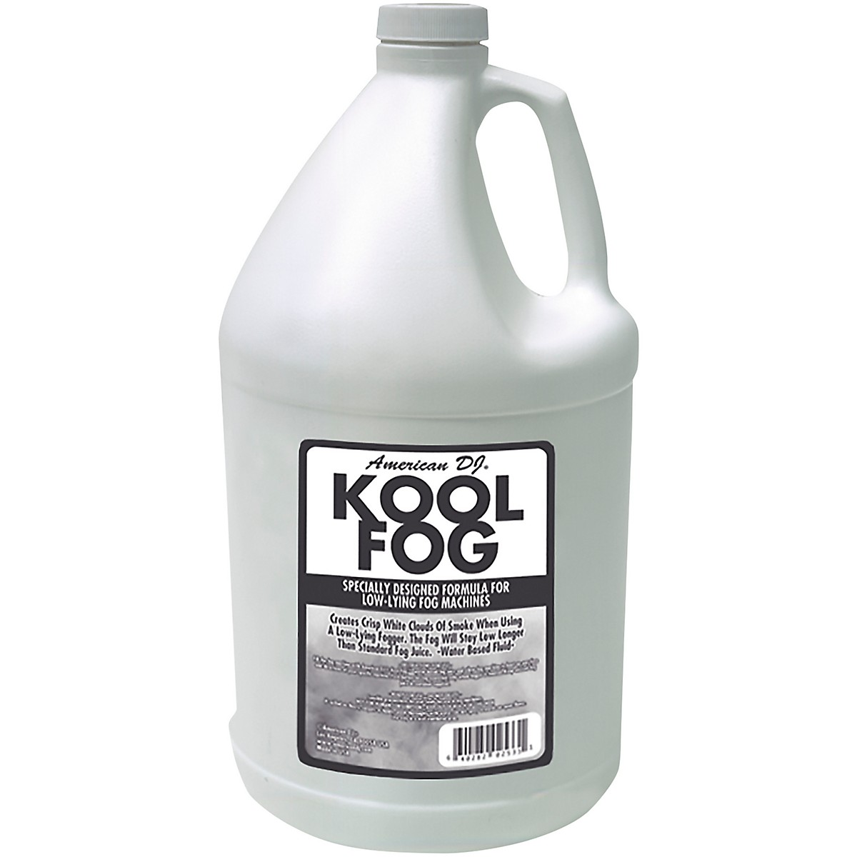 American DJ Kool Fog Low Lying, Water Based, Atmospheric Fog Juice