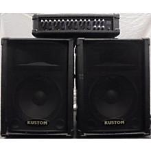 Kustom PA Kpm4080 System Sound Package