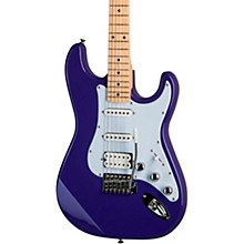 Kramer Focus VT-211S Solid Body Electric Purple